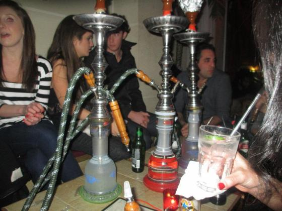 Hookah Bar Photo
