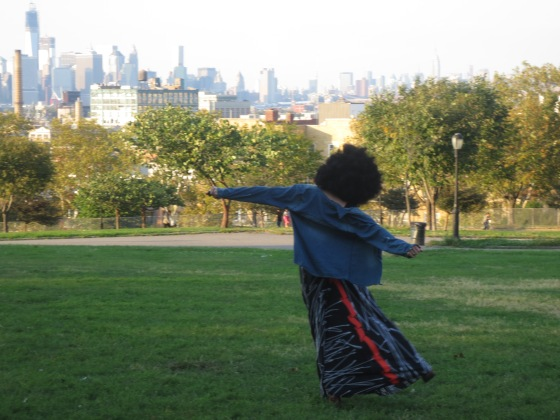 Beautiful Manhattan skyline