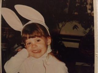 kids bunny costume