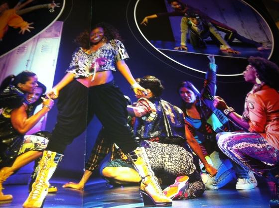 Jackson high dance crew