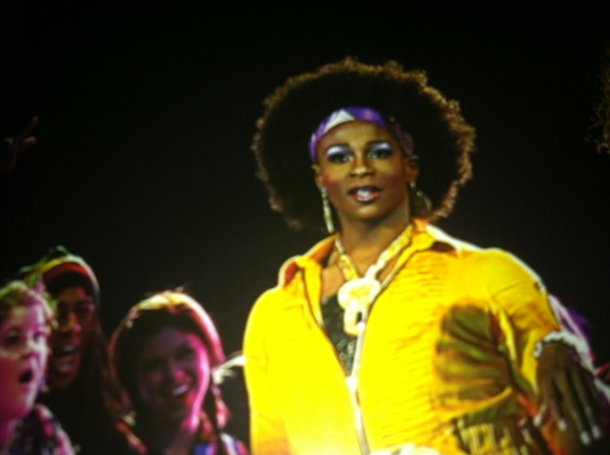 Fro in Bring It On
