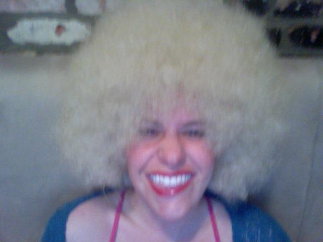 Michelle Joni blonde