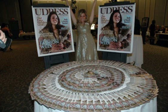 Michelle joni lapidos founder of UDress