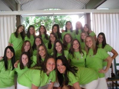 sorority girls