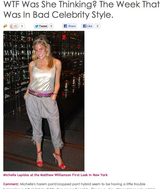 worst dress celebs